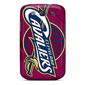 S3 Scratch-proof Protection Case Cover For Galaxy/ Hot Cleveland Cavaliers Phone Case