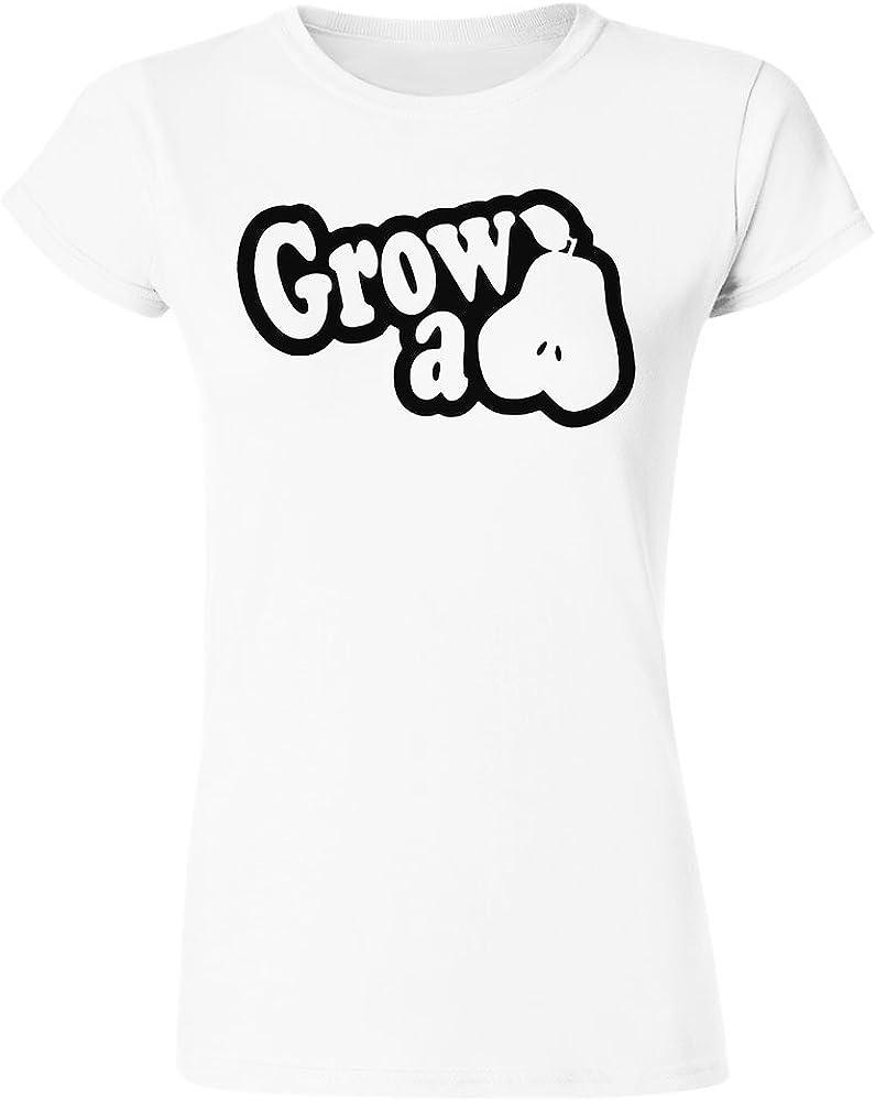 Grow A Pair of Pears Womens T-Shirt