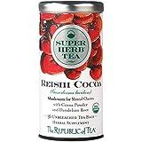 The Republic Of Tea Organic Reishi Cocoa Superherb Tea, 36 Tea Bags
