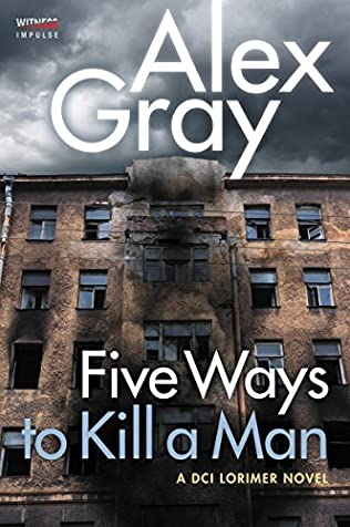 book cover of Five Ways to Kill a Man