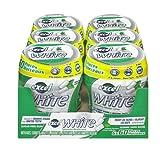 Excel White Sugar-Free Gum, Spearmint, 60pc Bottle, 6 Count