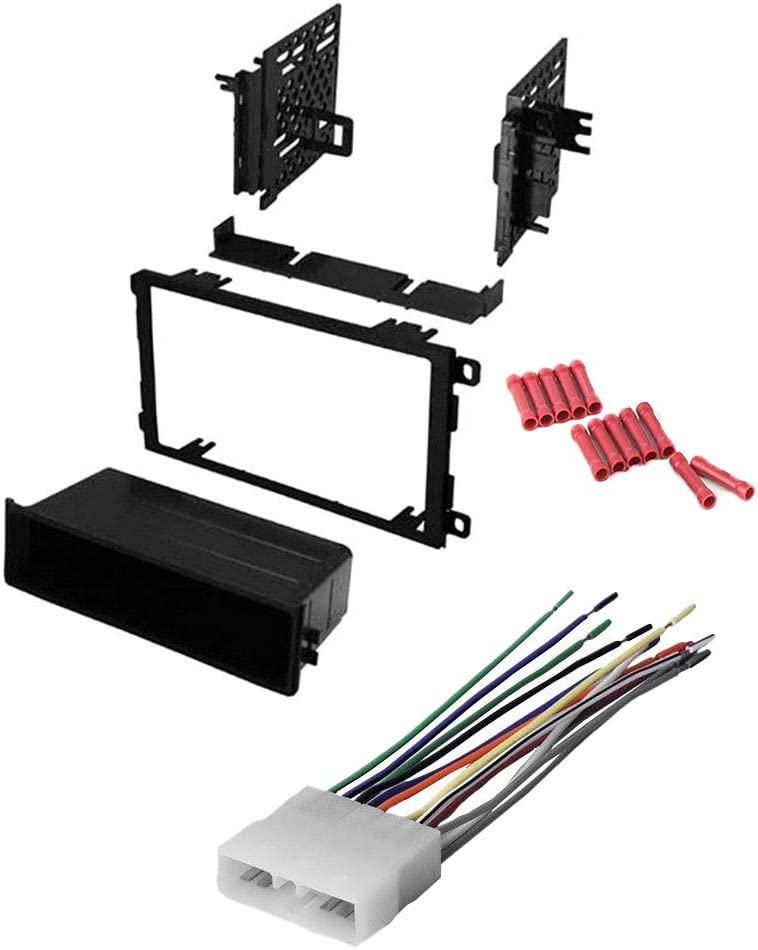 95 geo tracker stereo wiring amazon com cach   kit918 bundle with car stereo installation kit  bundle with car stereo installation kit