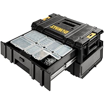 """TOUGHSYSTEMâ""""¢ DS250 2 Drawer Toolbox"""