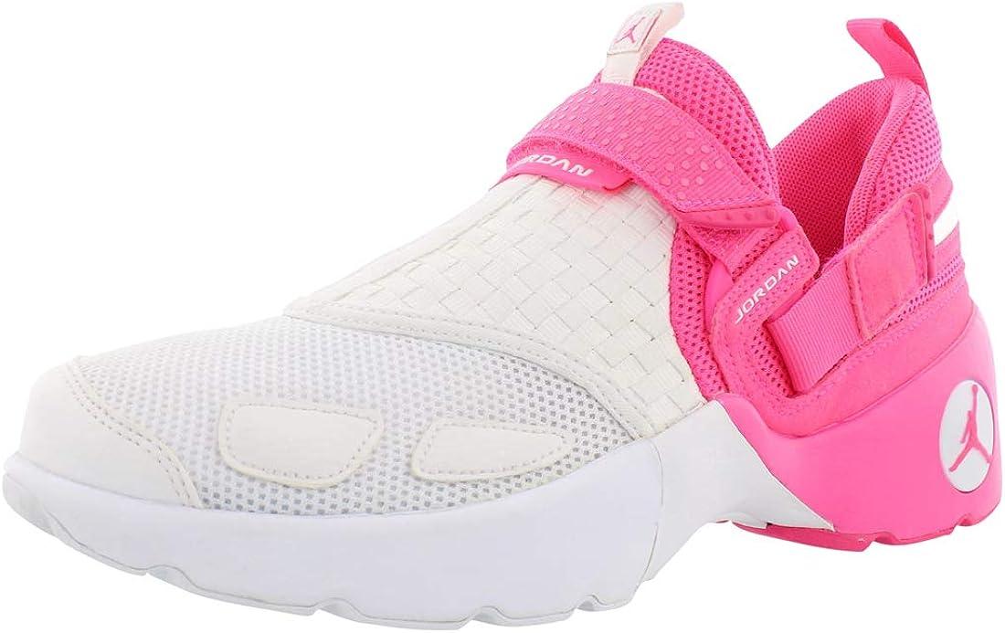 Jordan Girl's Trunner LX Basketball Shoes Hyper Pink/Hyper Pink-White 5Y