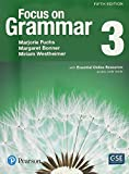 img - for Focus on Grammar 3 with Essential Online Resources (5th Edition) book / textbook / text book