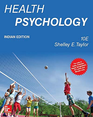 Health Psychology, 10Th Edition