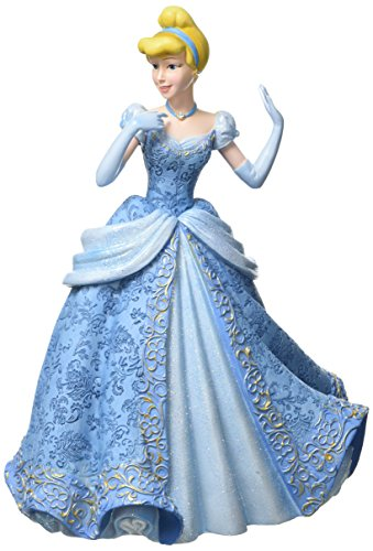 Enesco Disney Showcase Couture De Force Cinderella Stone Resin Figurine