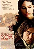 Los Fantasmas De Goya [DVD]