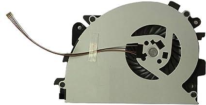 X-Comp CPU ventilador refrigerador Fan Ventilador udq flzr24df0 ...