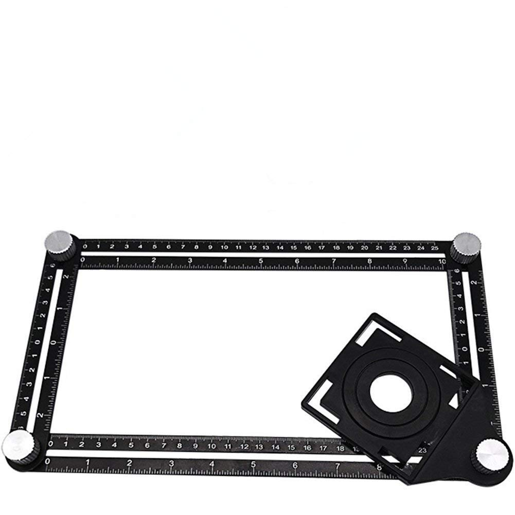 Multi Angle Ruler Angle Adjustment Ruler Enhanced Multi Angle