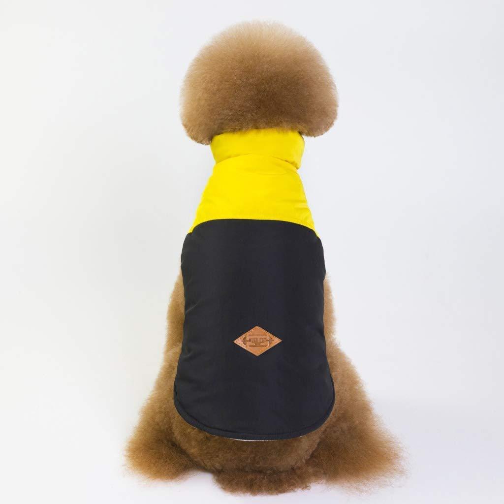 Costume da compagnia per feste Pet Supplies Misc Grande cane gilet di cotone vestiti per cani abbigliamento per animali domestici inverno abbigliamento per cani autunno e inverno vestiti per animali c