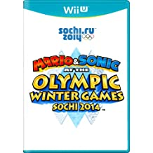 Mario & Sonic at the Sochi 2014 Olympic Winter Games - Wii U
