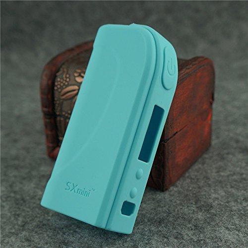 Silicone Case for Yihi SXmini M Class Cover Skin SX Mini Sleeve Wrap Skin Shield (Teal)