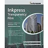"Inkpress Inkjet Transparency Film 24"" X 100' Roll"