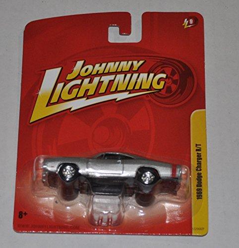 1969 Dodge Charger R/T - Johnny Lightning - Diecast Car