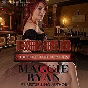 Rescuing Ruby Red Audiobook