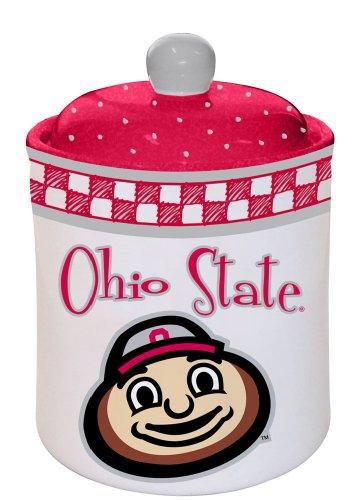 NCAA Ohio State Gameday Cookie Jar