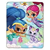 """Best Nickelodeon Blankets - Nickelodeon Shimmer and Shine, """"Monkey Business"""" Being the Review"""