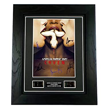 American Horror Story Coven Film Footage Framed