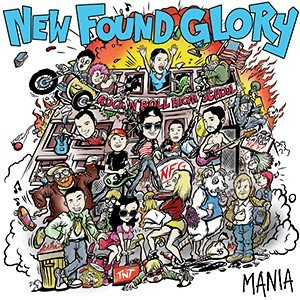 New Found Glory - Mania - Zortam Music