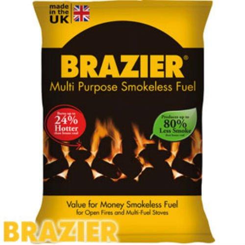 Brazier Multipurpose Smokeless Fuel 10kg Sack
