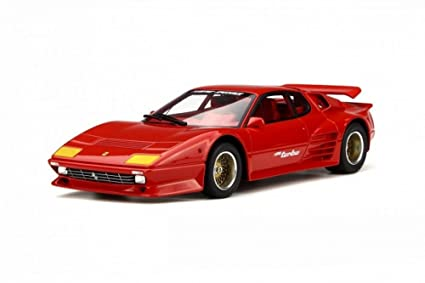 Ferrari Koenig Specials 512 BBI Turbo, Red - GT Spirit GT165 - 1/18