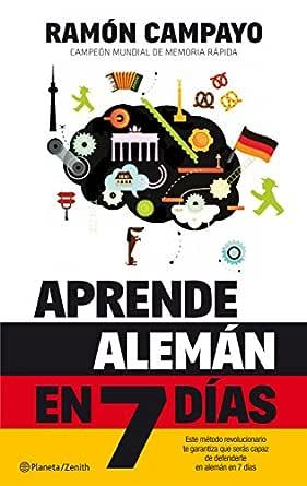 Aprende alemán en 7 días eBook: Campayo, Ramón: Amazon.es: Tienda ...