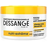 Dessange - Nutri Extrême Masque Anti-Dessèchement Pour Cheveux Secs Ou Desséchés - 250 ml