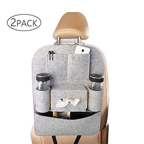 Yoosion Backseat Organizer 6 Pocket Storage product image