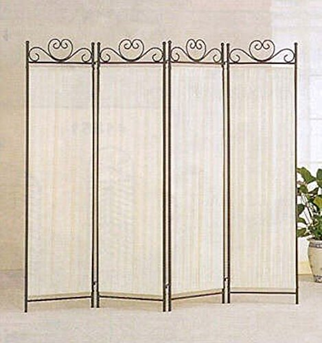 Wrought Iron Room Dividers - 8