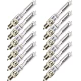 Sylvania 58766 500 Watt Halogen Quartz Bulbs (Quantity of 12)
