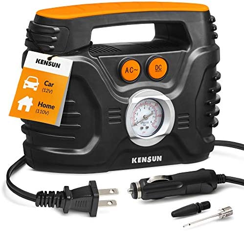 Kensun Portable Compressor Inflator Adaptors product image