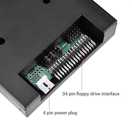 Bewinner USB Emulator SFR1M44-U100K-R 1.44MB 3.5 Inch USB SSD Floppy Drive Emulator for Roland E-66,E-86,E-96,G-600,G-800,E-480B,E600,XP-50,V1000 VA-7 Keyboard by Bewinner (Image #2)