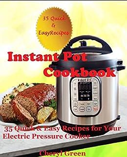 Download for free Instant Pot Cookbook: