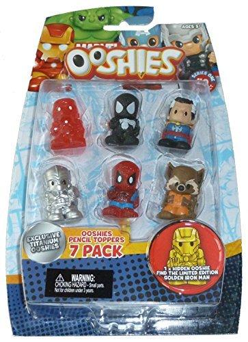 Ooshies Set 4