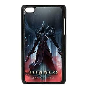 Diablo iPod Touch 4 Case Black 05Go-184203