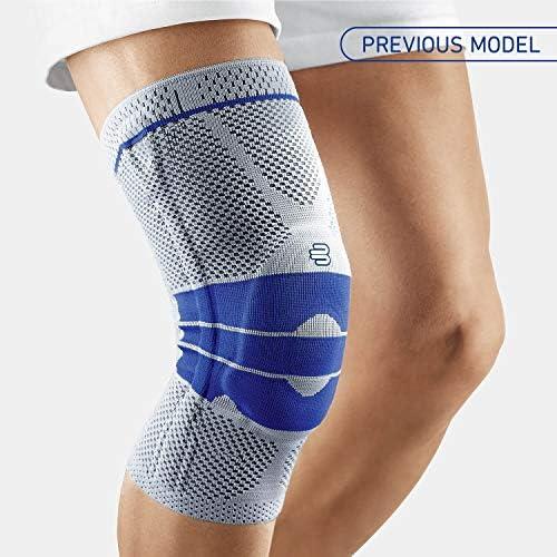 Bauerfeind(バウアーファインド)GenuTrain Knee Brace - 痛み止め、膝のサポート、弱ったり、腫れたり、怪我をした膝へターゲットを絞ったサポート。