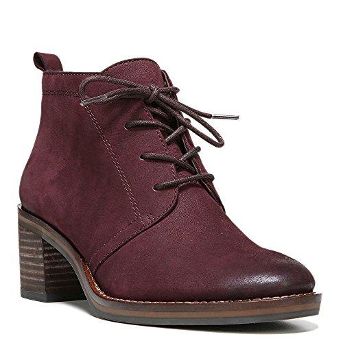 franco-sarto-womens-bethea-lace-up-bootiedark-burgundy-suedeus-75-m