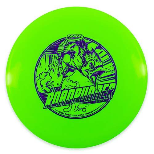 Innova Gregg Barsby Star Roadrunner Distance Driver Golf Disc [Colors May Vary] - 165-169g