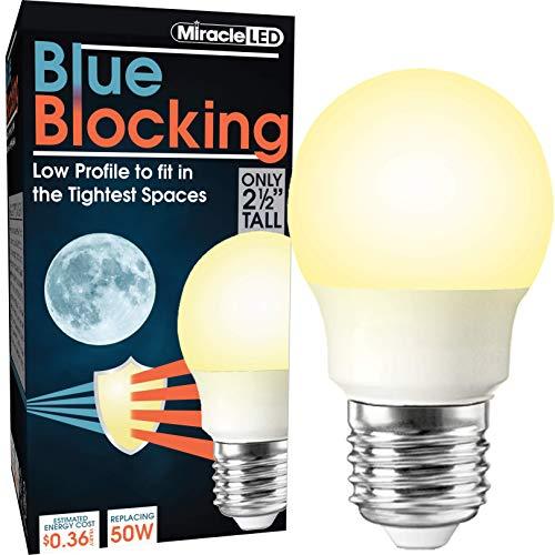 blue light filter light bulb - 3