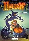 Hallow, Manga tome 1 : La dernière nuit d'Halloween par Cazenove