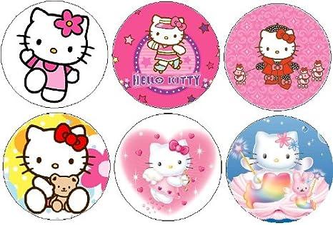 Girl X Hello Kitty Enamel Pin Badge