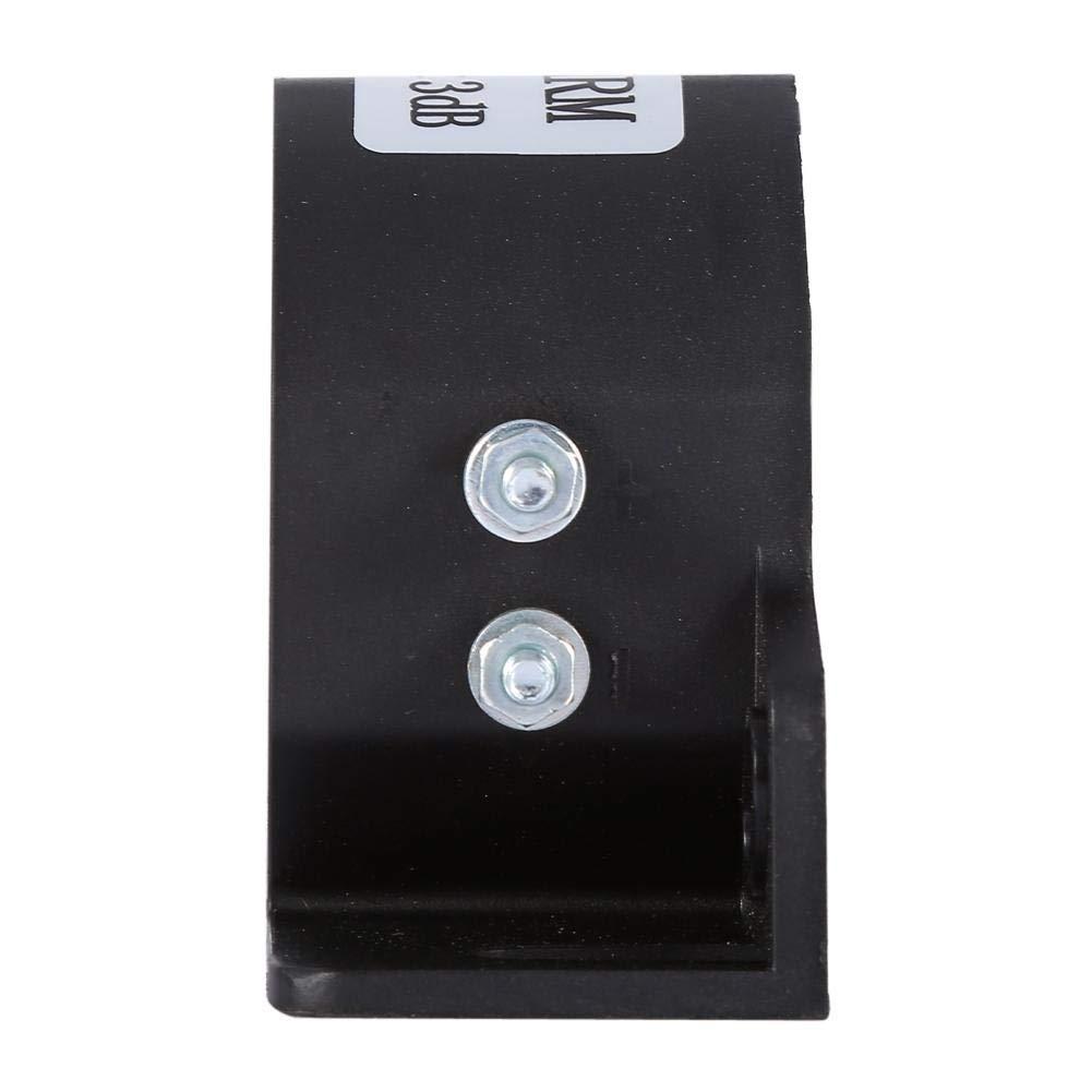 12-80V 105 DB Universal Backup Beeper Warning Alarm for Car Truck Vehicle Horn Heavy Equipment Car Reversing Horn