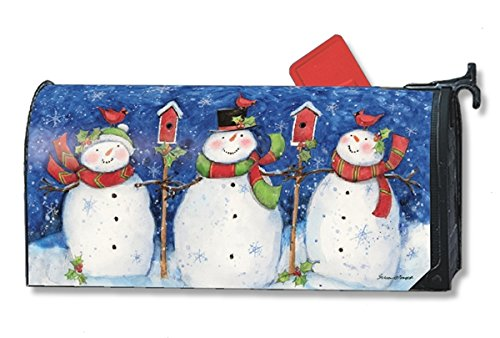 Just Chillin' LARGE MailWraps Magnetic Mailbox Cover #20154