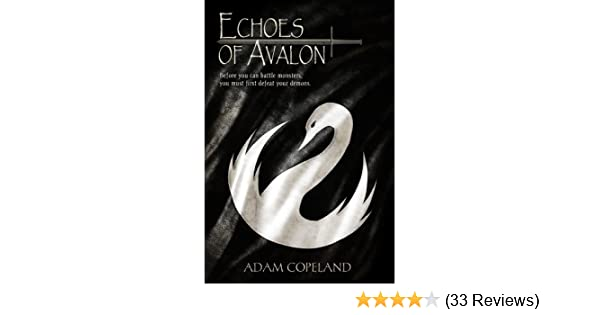 Echoes of Avalon (Tales of Avalon Book 1)