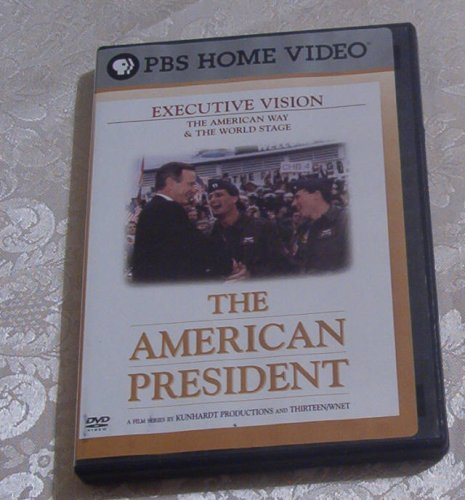 PBS The American President Vol 3: Executive Vision