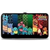 Buckle-Down Hinge Wallet - Pokemon