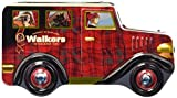 Walkers Shortbread Scottish Explorer Van Keepsake Tin, 8.8 Ounce