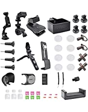 LuDa Metal Tripod Expansion Kit Accessories for DJI OSMO Pocket 2 Hero9/8/7