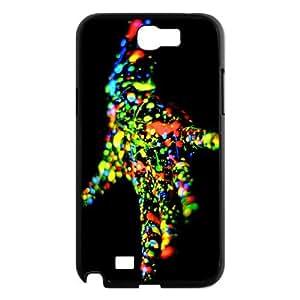 Samsung Galaxy Note 2 N7100 Creative Phone Back Case DIY Art Print Design Hard Shell Protection MN067397